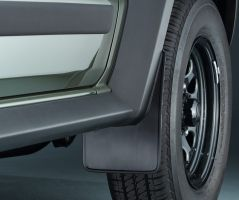 Mudflap Set - Front, Flexible