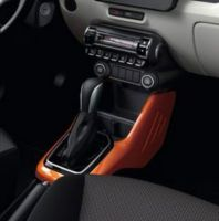 Centre Console Trim - Orange