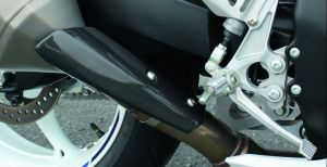 Carbon Exhaust Cover